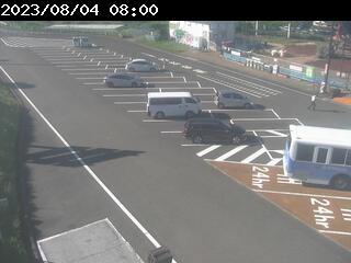 長崎 長崎西九州道[長崎自動車道大村湾パーキングエリア]ライブカメラ